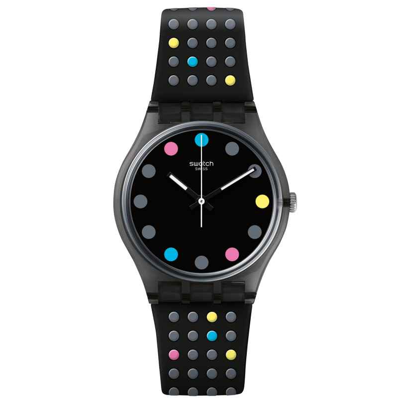 Swatch GB305 Damenuhr Boule A Facette 7610522778795