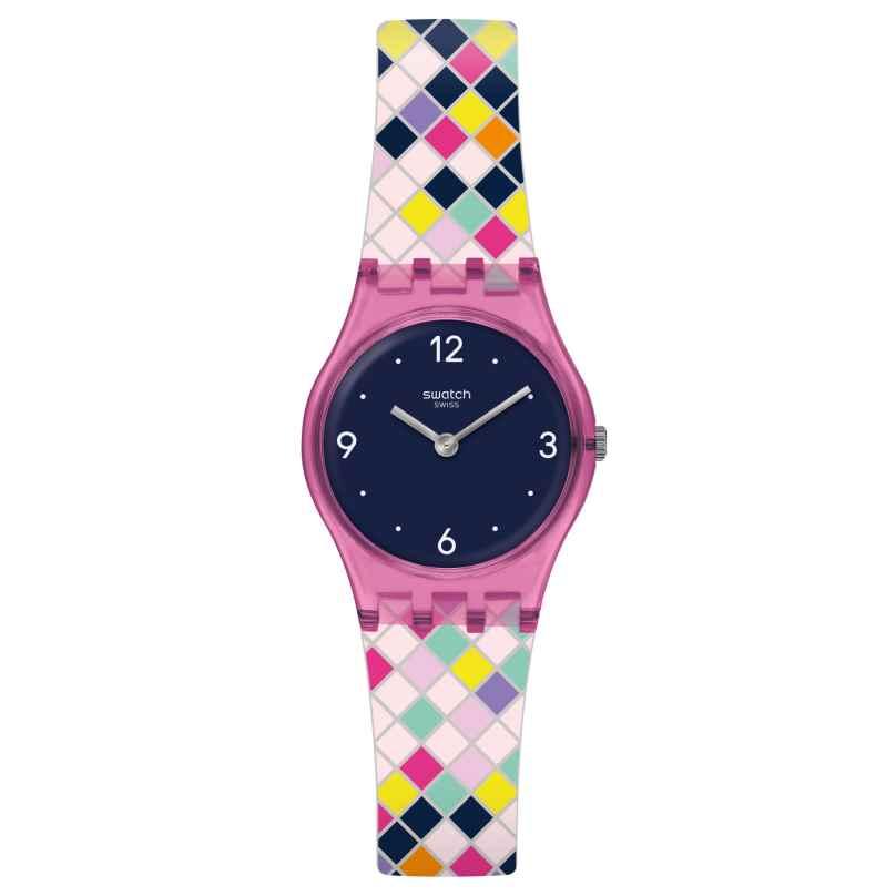 Swatch LP153 Armbanduhr für Mädchen Squarolor 7610522786387