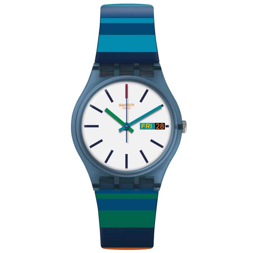 Swatch GN724 Damenuhr Color Crossing 7610522791336