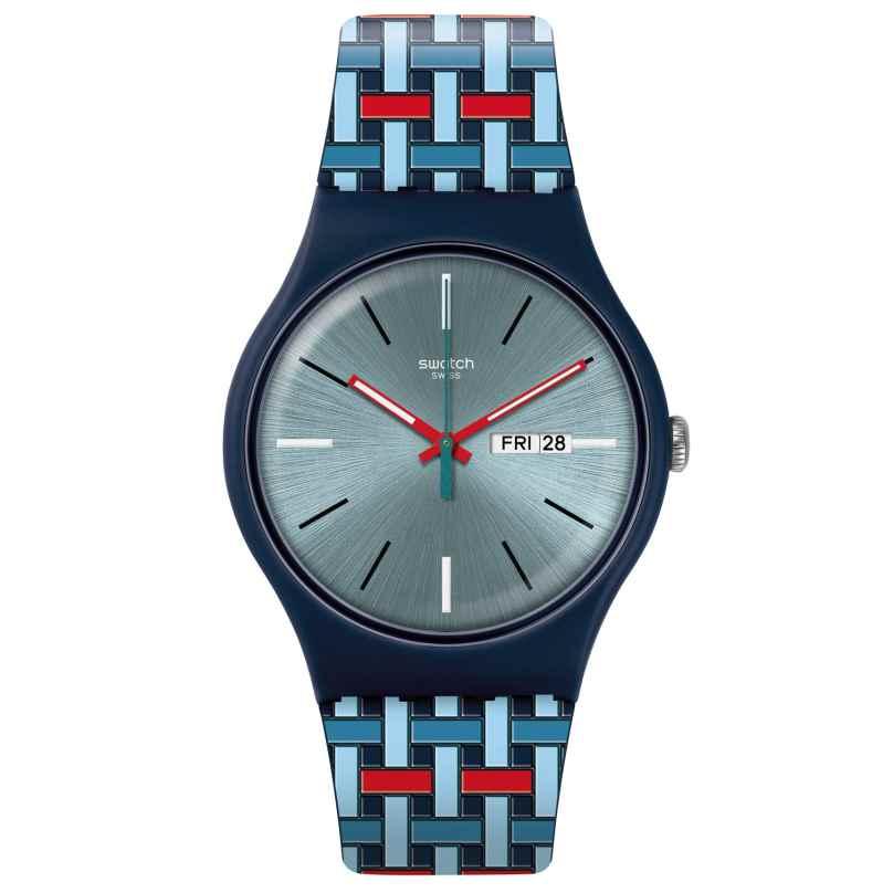 Swatch SUON710 Armbanduhr Wovering 7610522787834