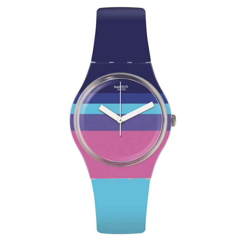 Swatch GE260 Armbanduhr Azul'Heure 7610522791732
