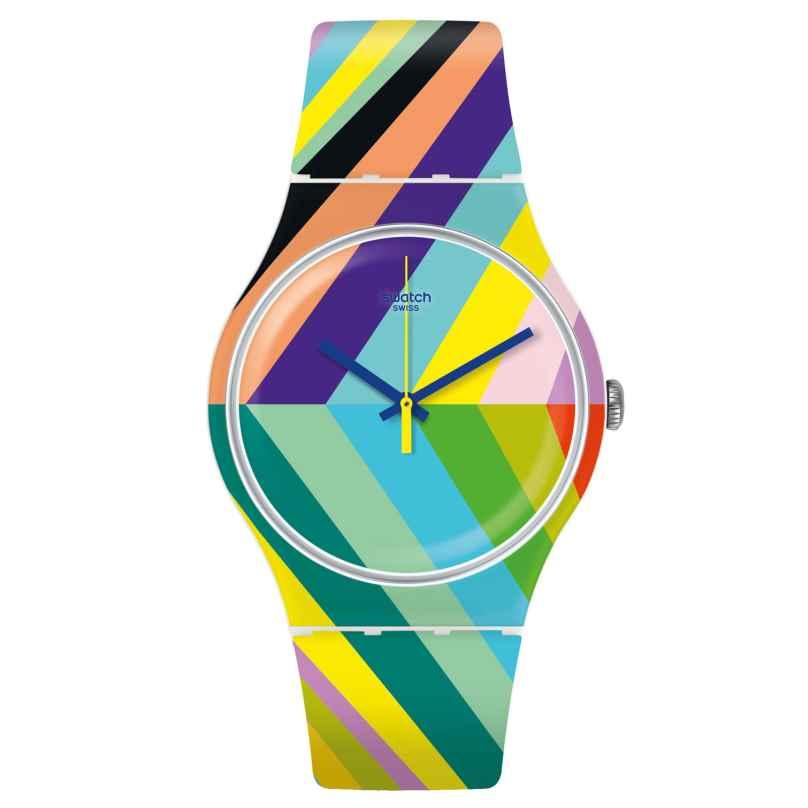 Swatch SUOW155 Armbanduhr Psycadelic 7610522791442