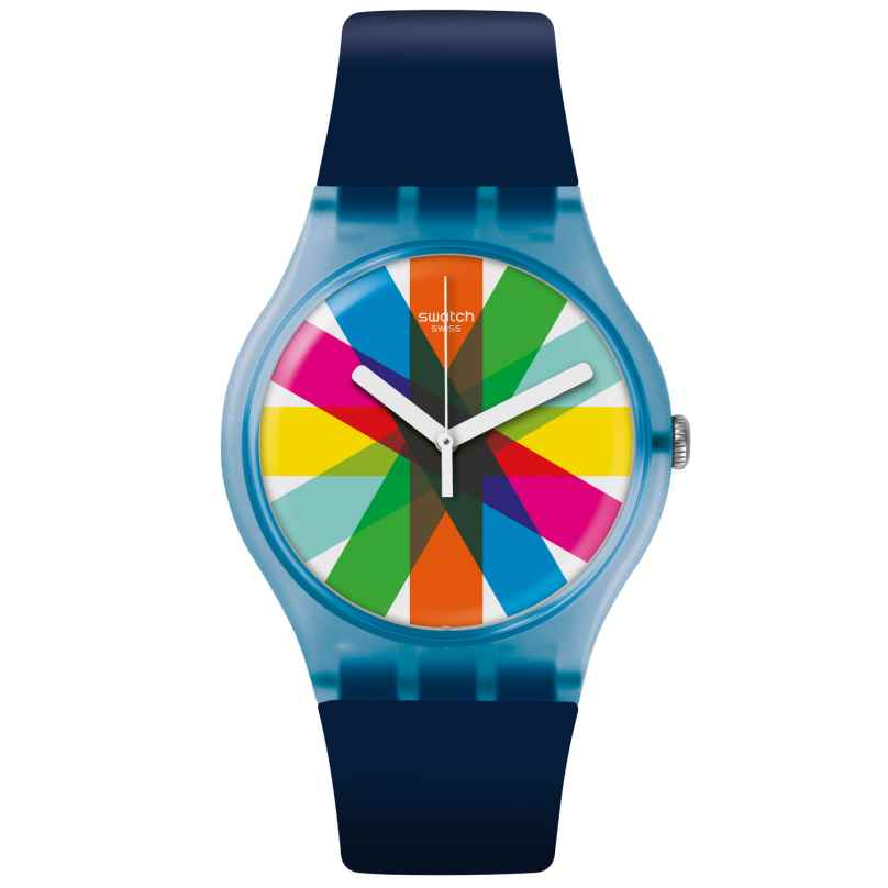 Swatch SUON133 Armbanduhr Graftic 7610522791435