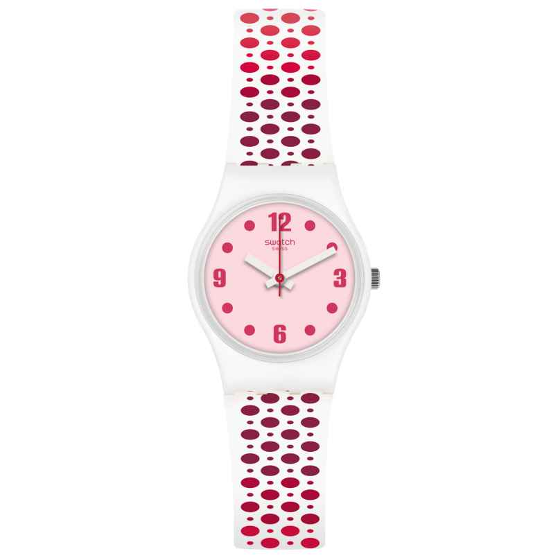 Swatch LW163 Damenuhr Pavered 7610522799875