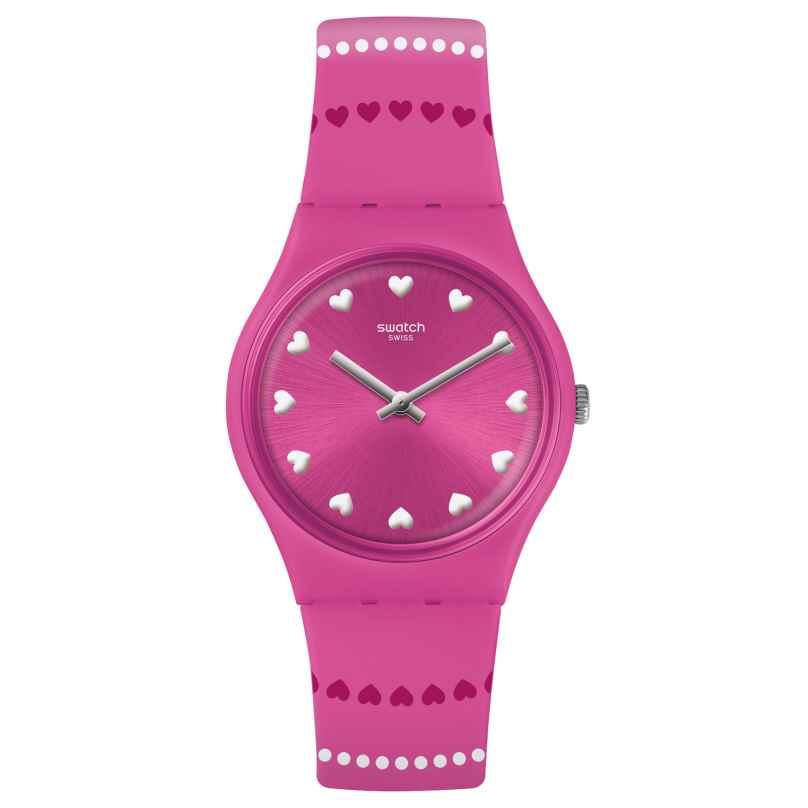 Swatch GP160 Damenarmbanduhr Coeur de Manège 7610522800564