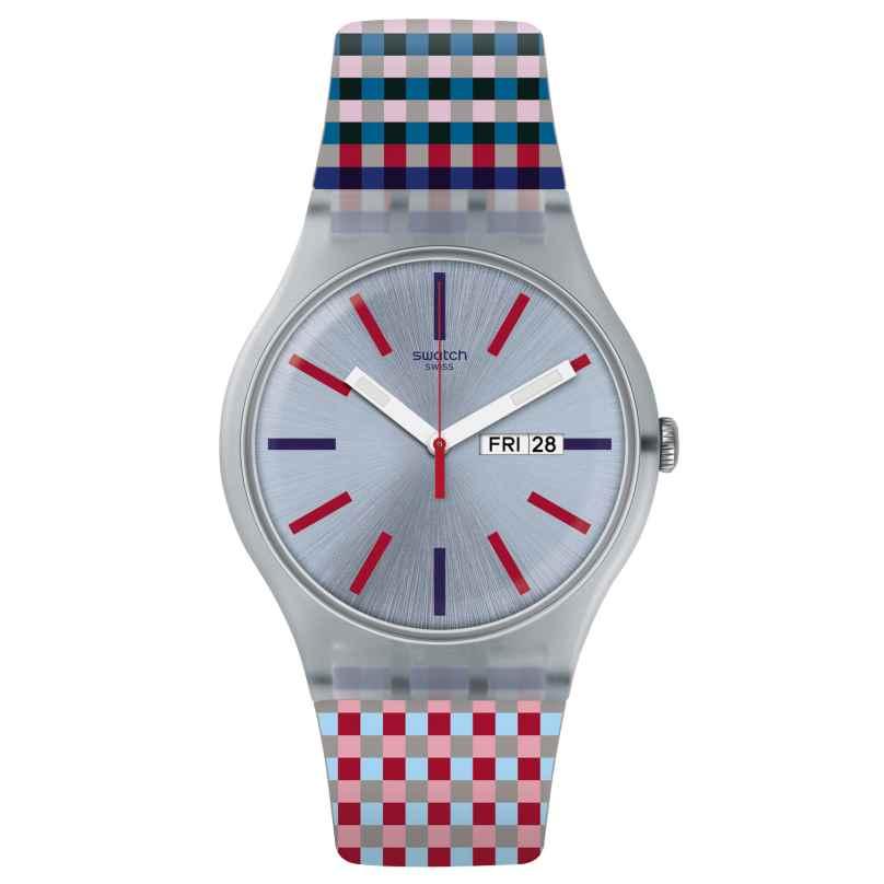 Swatch SUOW709 Armbanduhr Merenda 7610522797413