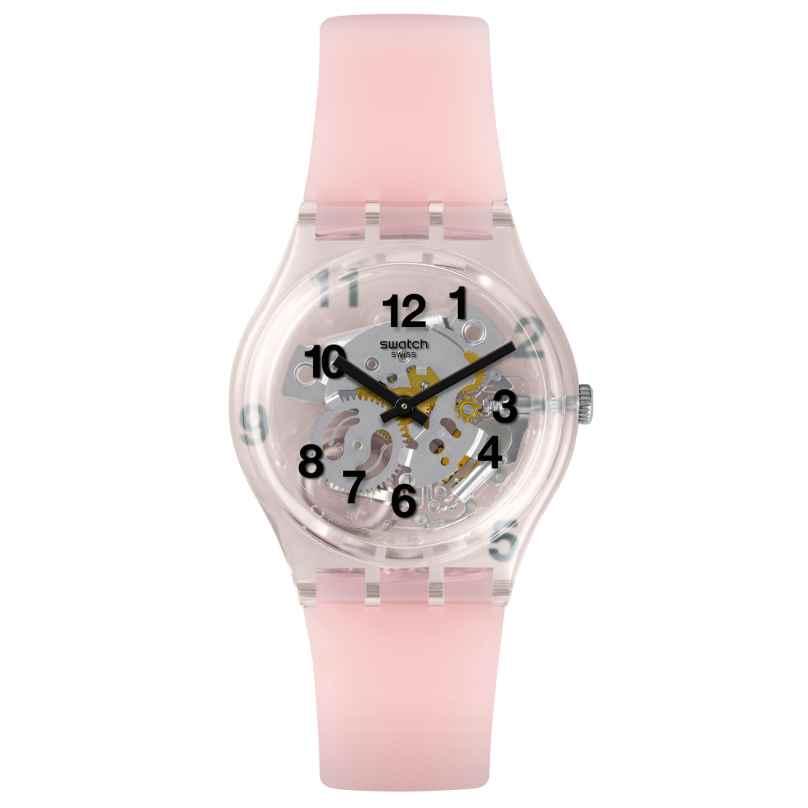Swatch GP158 Damenuhr Pink Board 7610522800618