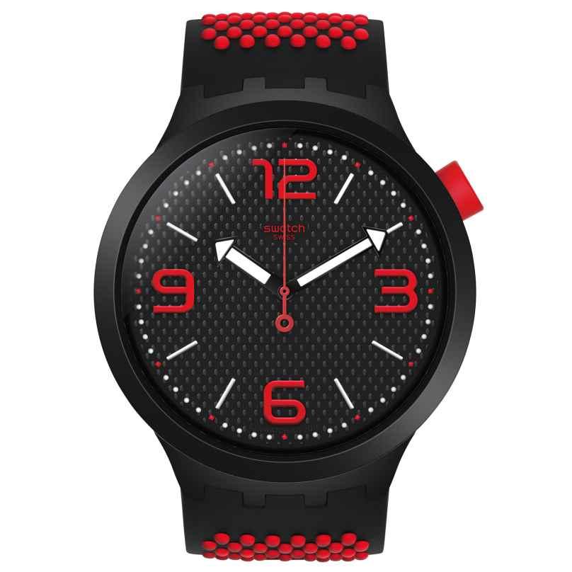 Swatch SO27B102 Big Bold Armbanduhr BBBlood 7610522812932
