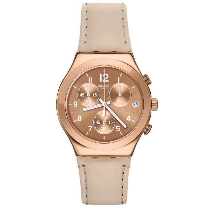Swatch YCG416 Irony Chrono Damenuhr Essential 7610522777118