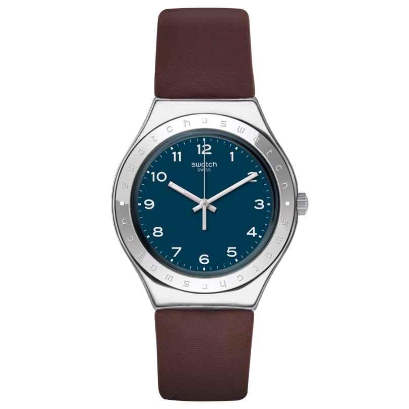 Swatch YGS139 Irony Herren-Armbanduhr Tannage 7610522776982