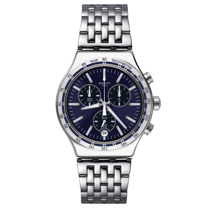 Swatch YVS445G Irony Chrono Herrenuhr Dress My Wrist 7610522777286