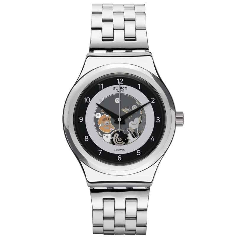 Swatch YIS416G Automatikuhr Sistem Lacque 7610522780156
