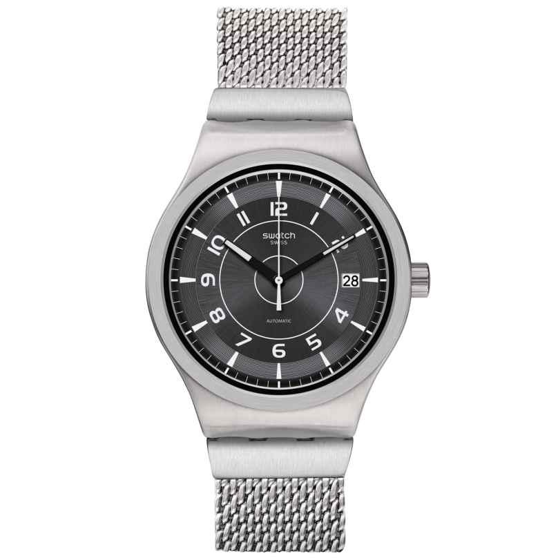 Swatch YIS418MA Automatik-Herrenuhr Sistem Meche L 7610522780521