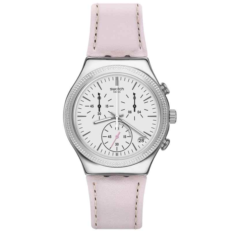 Swatch YCS599 Damenuhr Chronograph Sweet Madame 7610522786202