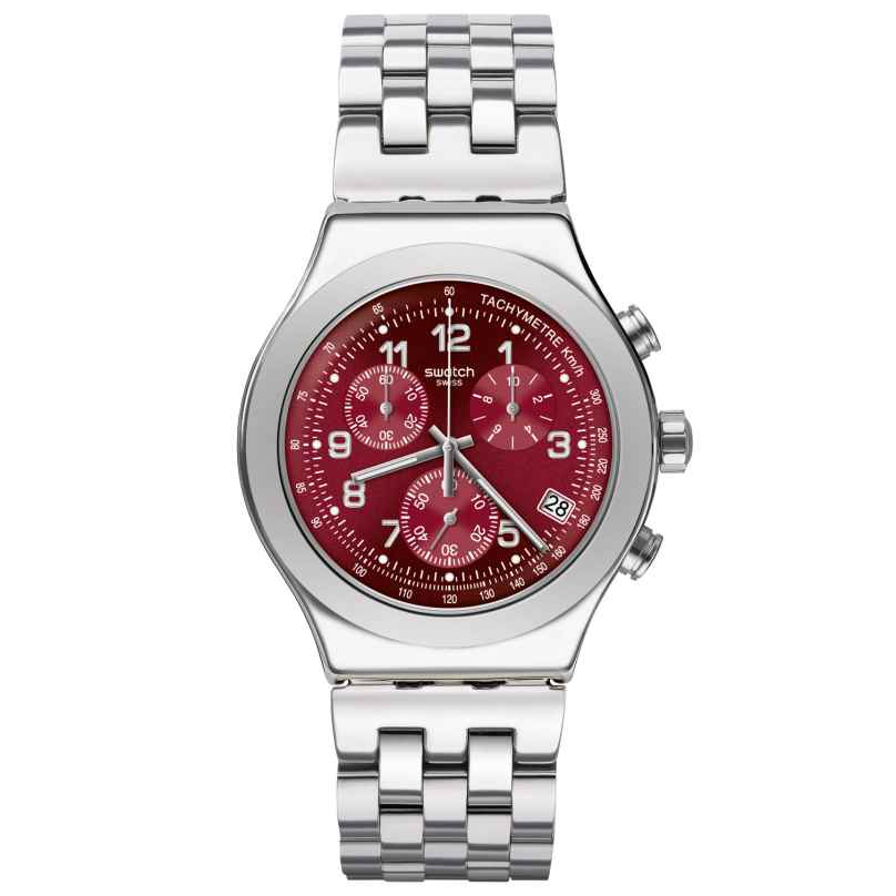 Swatch YVS456G Herrenuhr Chronograph Secret Doc 7610522802490