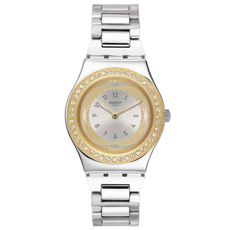 Swatch YLS210G Damenuhr Senora 7610522800656