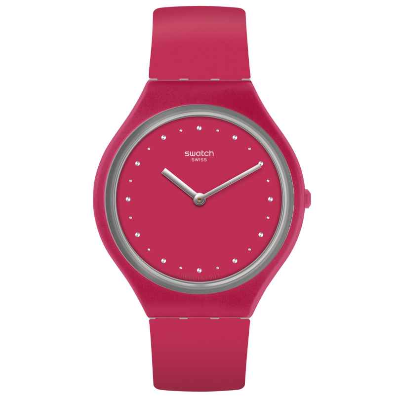 Swatch SVOR101 Skin Damen-Armbanduhr Skinlampone 7610522800229