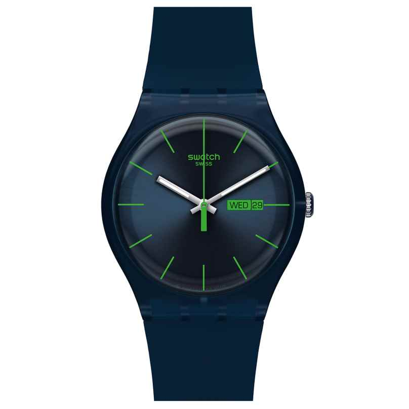 Swatch SUON700 Blue Rebel Herrenuhr 7610522252608