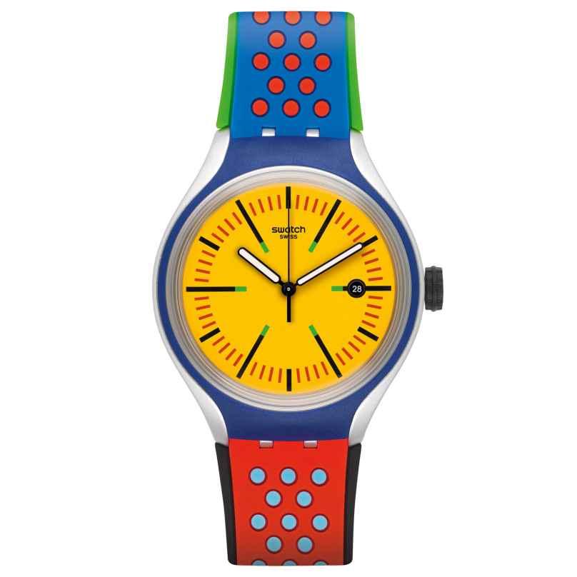 Swatch YES4015 Armbanduhr Amarelho 7610522569805
