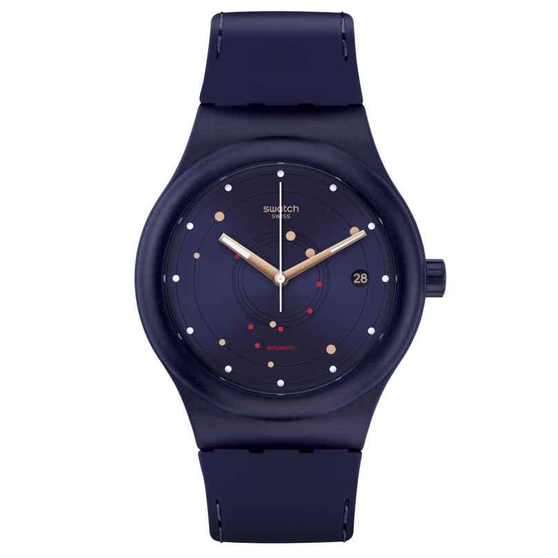Swatch SUTN403 Herren-Automatikuhr Sistem Sea 7610522766150