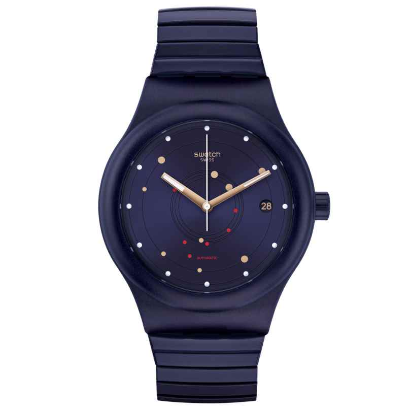 Swatch SUTN403A Automatik Herrenuhr Sistem Sea Flex Large 7610522766167