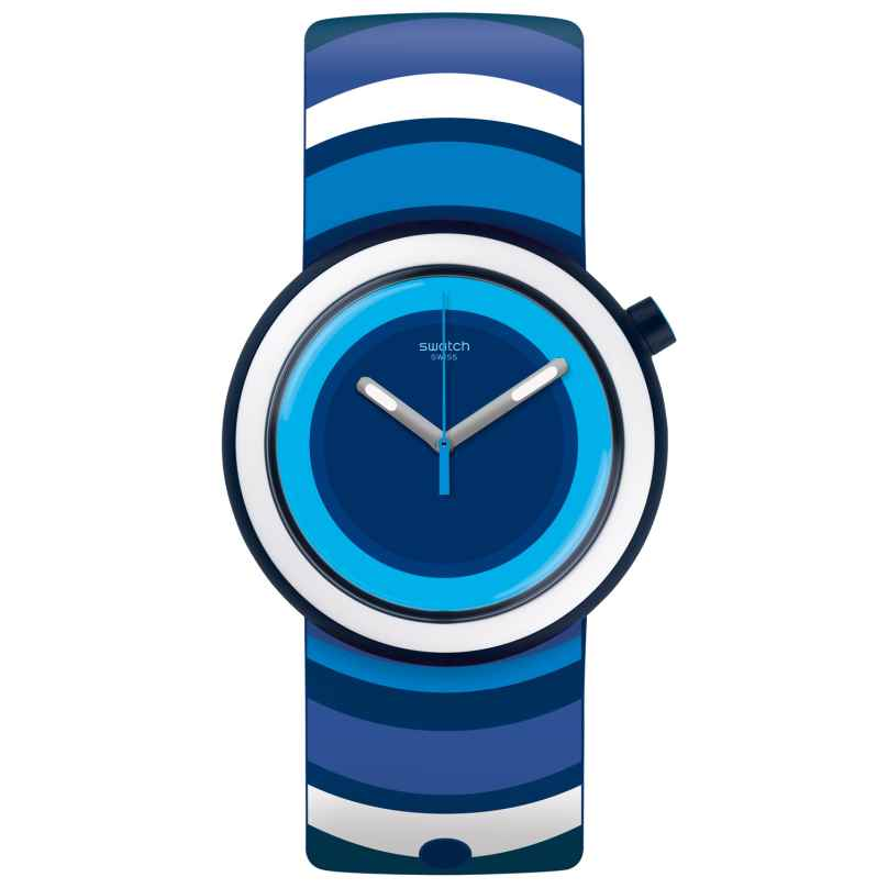 Swatch PNN104 Damenuhr Popsplash 7610522763647