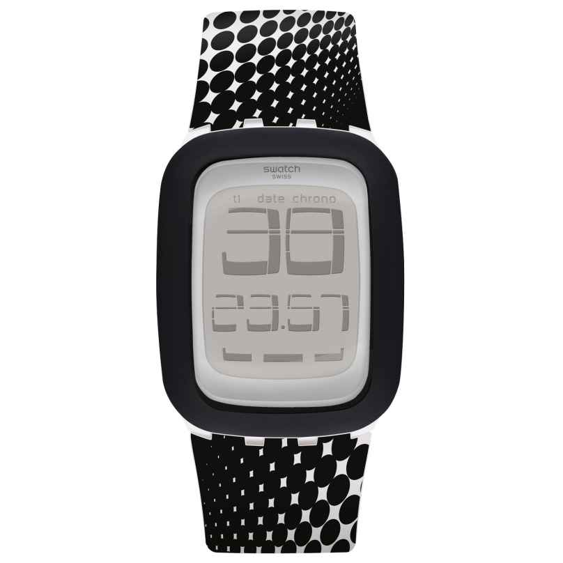 Swatch SURW116 Touch Digitaluhr Psychotouch 7610522766464
