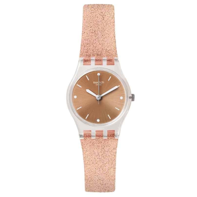 Swatch LK354D Damenuhr Pinkindescent Too 7610522784253