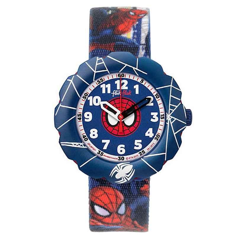 Flik Flak FLSP001 Spider Cycle Kinderuhr 7610522531826