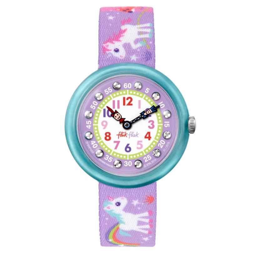 Flik Flak FBNP033 Magical Unicorns Girls Watch 7610522532458