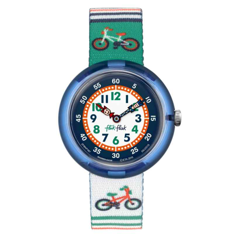 Flik Flak FBNP067 Ride Out Kinderuhr 7610522533790