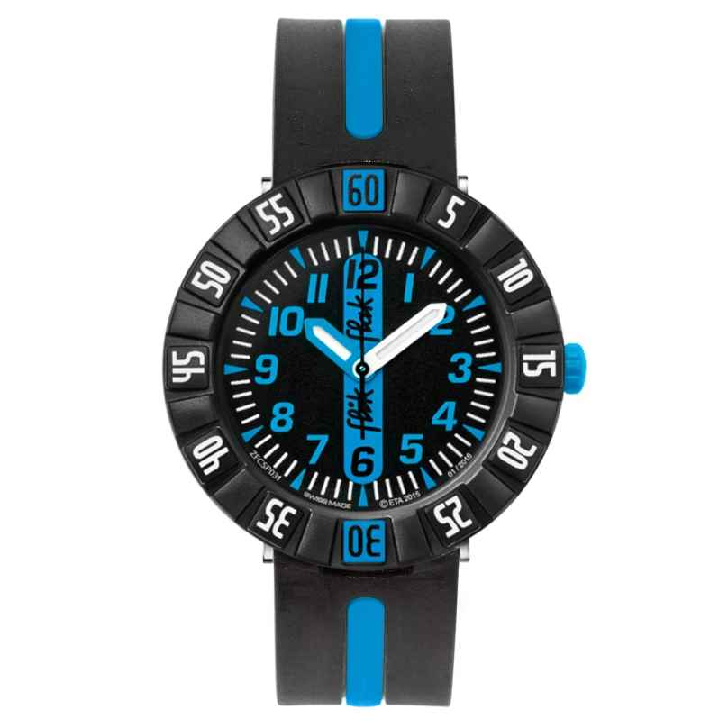 Flik Flak FCSP031 Blue Ahead Kinderuhr 7610522533462