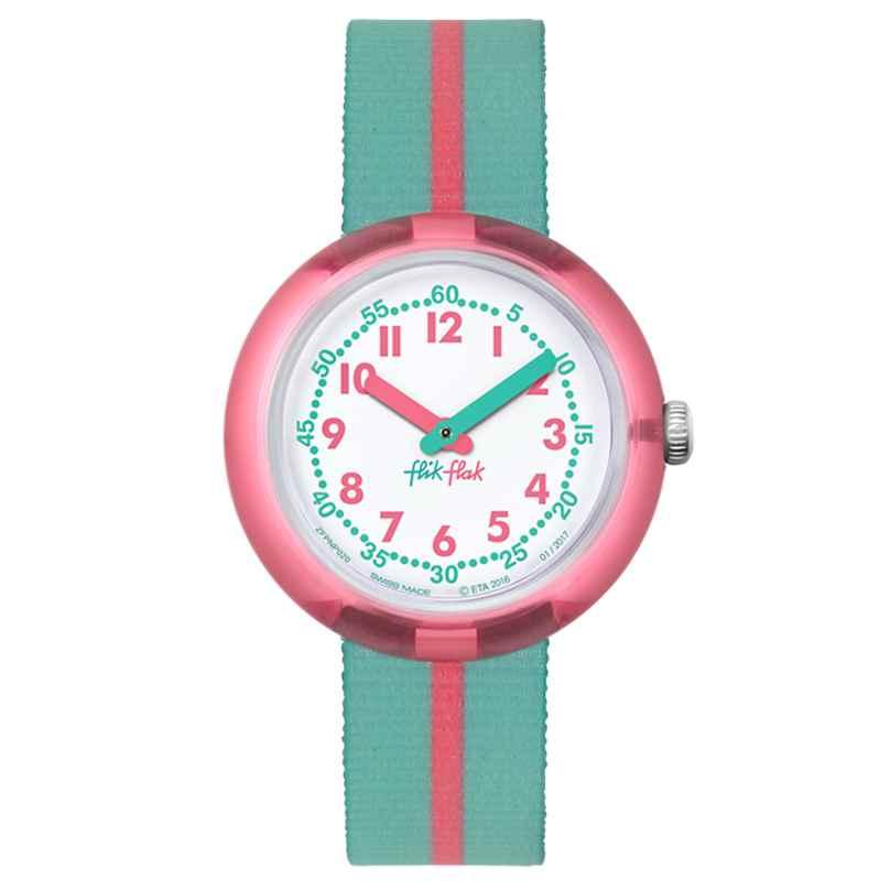 Flik Flak FPNP020 Pink Band Kinderuhr 7610522534698