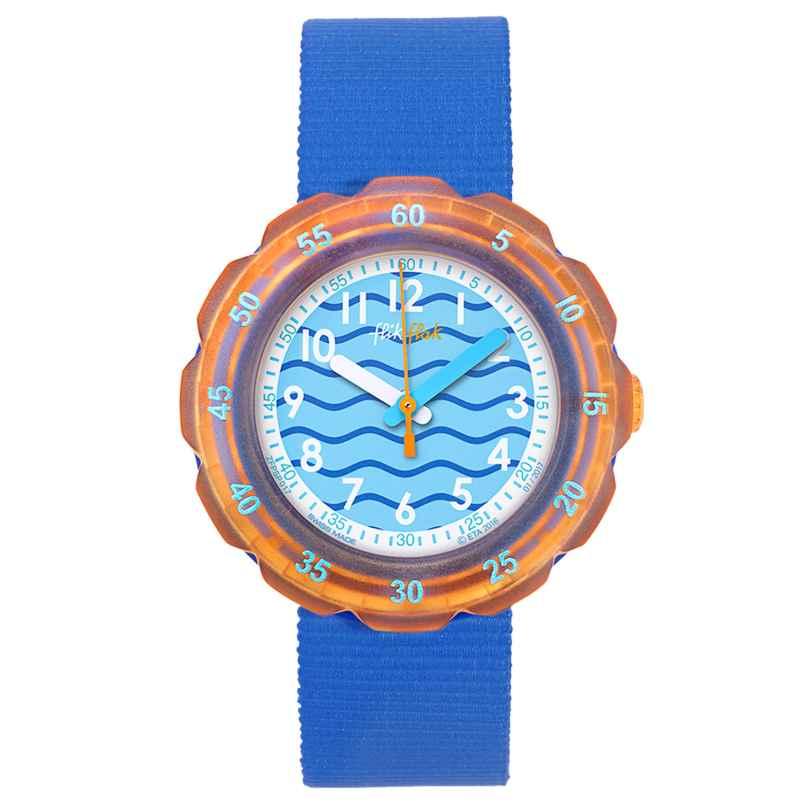 Flik Flak FPSP017 Underwater Kinderuhr 7610522535015