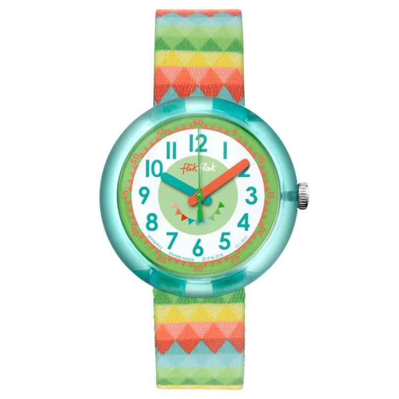 Flik Flak FPNP015 Sweet Flags Armbanduhr für Mädchen 7610522534667