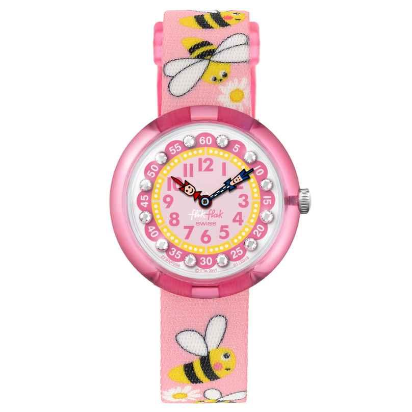 Flik Flak FBNP098 Kinderuhr Daisy Bee 7610522769663