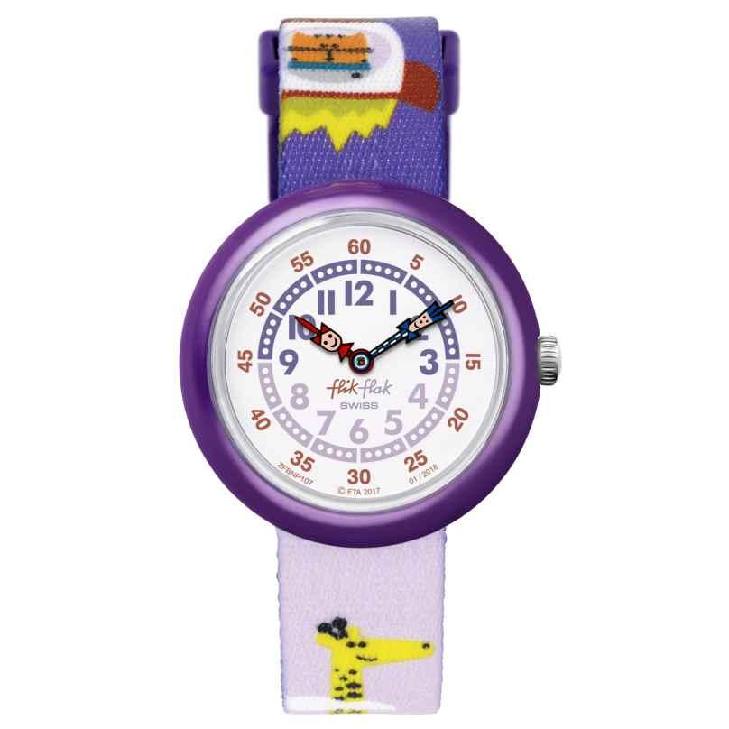 Flik Flak FBNP107 Kinder-Armbanduhr Flik & Flyer 7610522774599