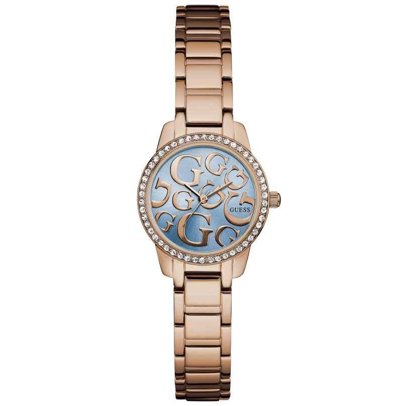 Guess W0891L3 Damenuhr Ladies Jewelry 0091661464621