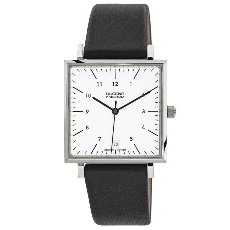 Dugena 7000142 Premium Armbanduhr Dessau Carrée 4250645003638