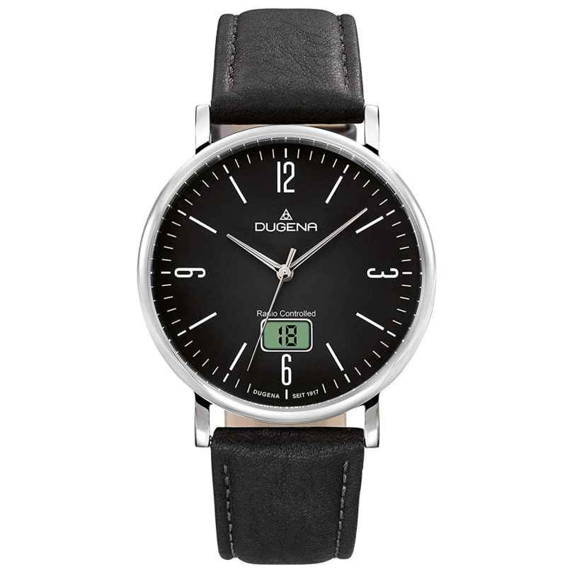 Dugena 4460844 Radio-Controlled Men's Wristwatch Mondo 4250645009760