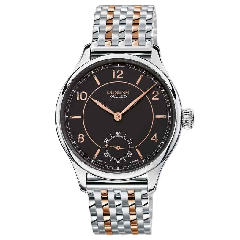 Dugena 7090115 Premium Herrenuhr Epsilon 8 Handaufzug 4250645003584