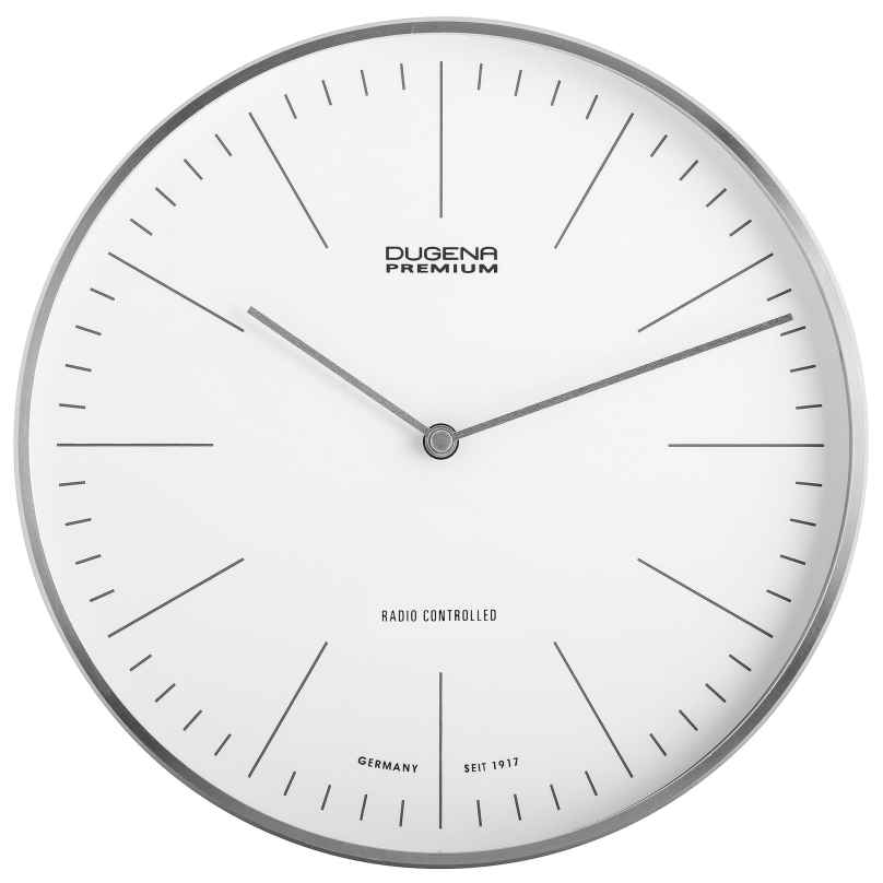 Dugena Premium 7000999 Dessau Funkwanduhr 4250645004192