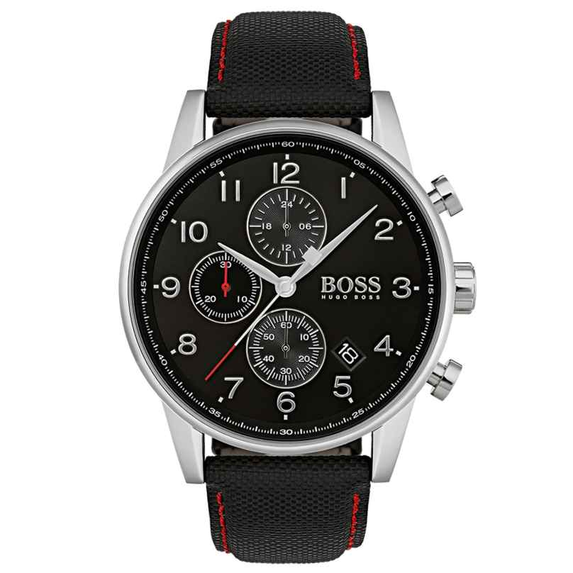 Boss 1513535 Chronograph für Herren Navigator 7613272244084