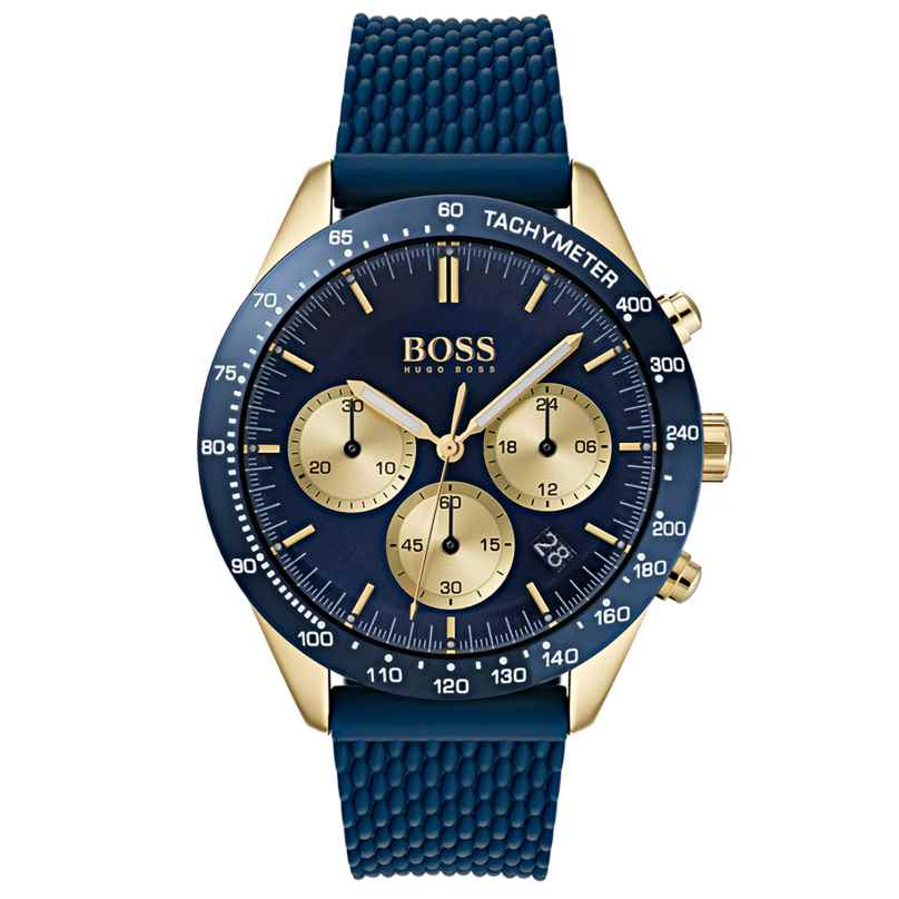 Boss 1513600 Herrenuhr Chronograph Talent 7613272271356