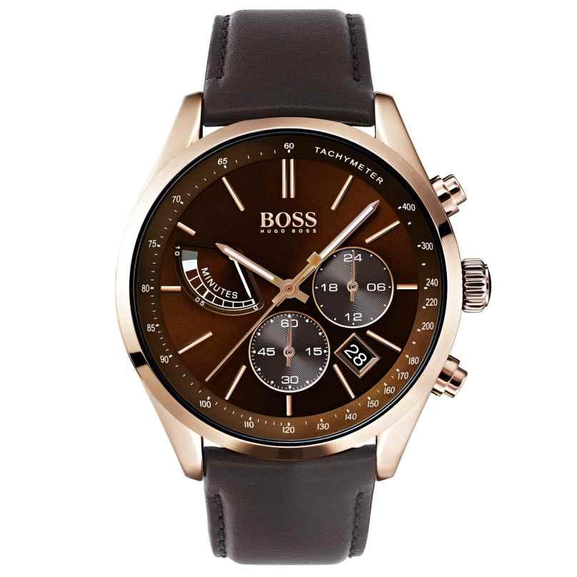 Boss 1513605 Herrenuhr Grand Prix Chronograph 7613272292399