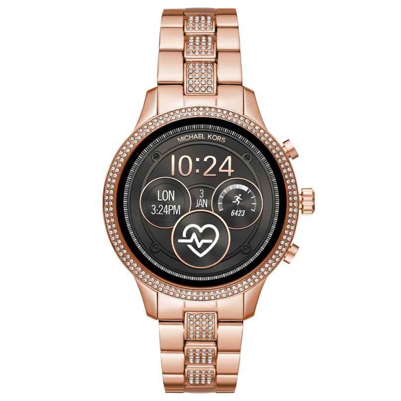 Michael Kors Access MKT5052 Damen-Smartwatch Runway Rosé 4013496056051