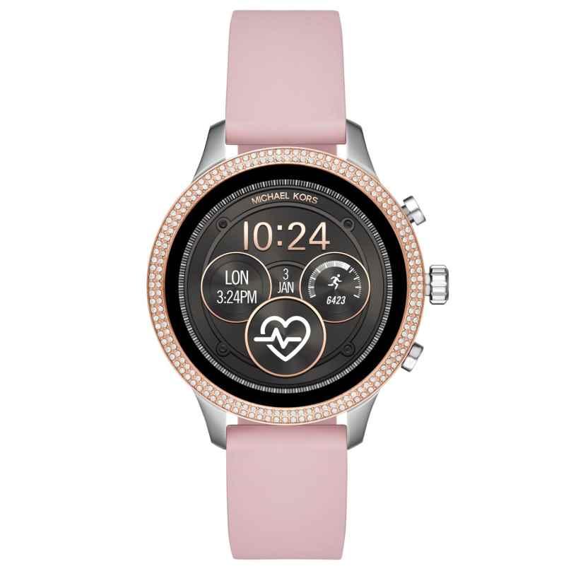 Michael Kors Access MKT5055 Damenuhr Smartwatch Runway Rosé 4013496262339