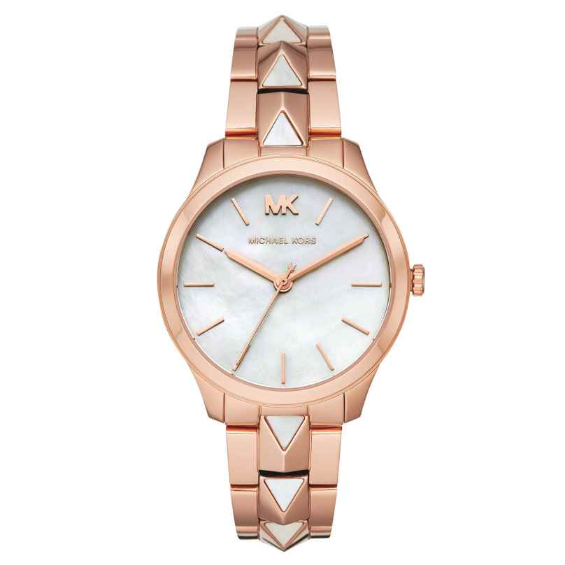 Michael Kors MK6671 Ladies´ Wristwatch Runway Mercer 4013496508109