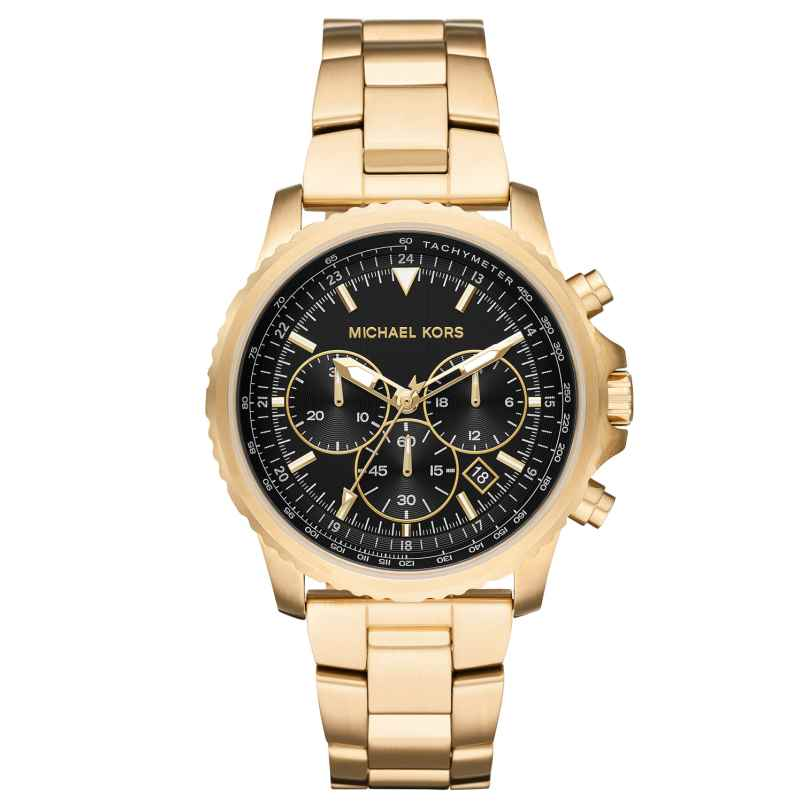 Michael Kors MK8642 Herrenuhr Chronograph Theroux 4013496006872