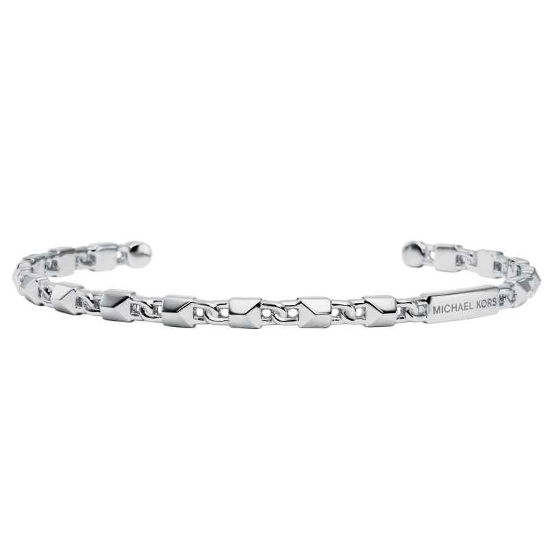 Michael Kors MKC1006AA040 Silber Damen-Armspange Mercer Link